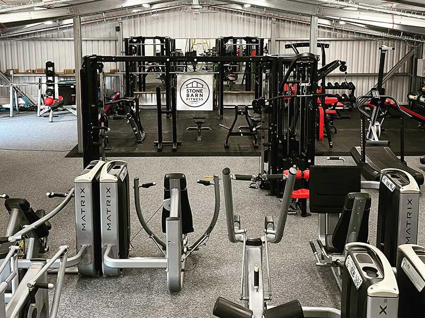 New Gym Opening September '21
